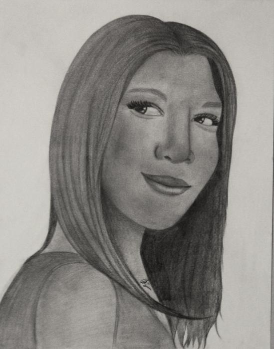 Queen Latifah by Aliya